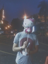 R and Hello Kitty